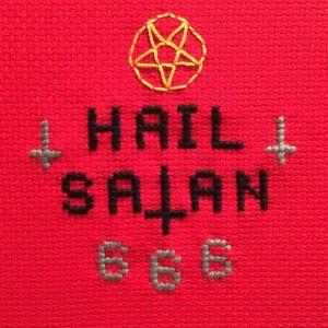 Oscar Hagen: Hail Satan