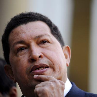 Venezuelas president Hugo Chaves