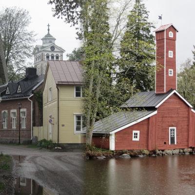 Ekenäs och Strömfors ihopsvetsade