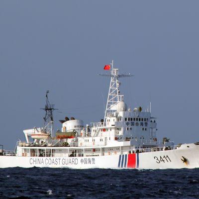 Kiinalainen rannikkovartiolaiva
