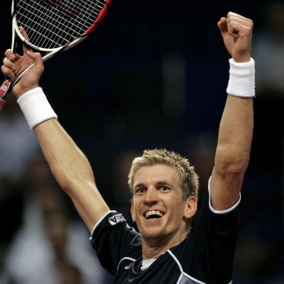 Jarkko Nieminen, simply the best.
