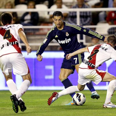 Real Madrid tar sig an Rayo Vallecano