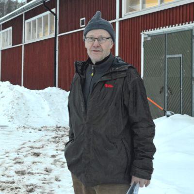 Börje Wikner kom till Porkala som 6-åring år 1957.