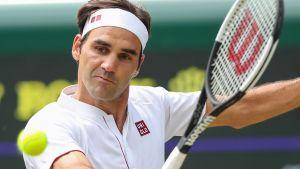 Roger Federer i Wimbledon