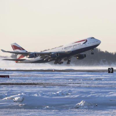 Boeing 747 Jumbojetti