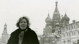Meri Louhos Moskovan Punaisella torilla 1978.