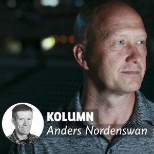Jarmo Kekäläinen basar över Columbus Blue Jackets i NHL.