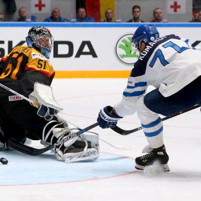 Leo Komarov, Finland-Tyskland, VM 2016.
