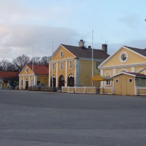 Stallbacksvägen i Dalsbruk.