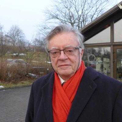 Jukka Valtasaari har lång erfarenhet av amerikansk politik. Han var Finlands ambassadör i Washington i åtta år.