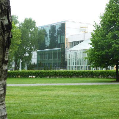 Ulkokuva Tampere -talosta