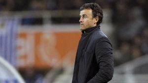 Barcelonas chefstränare Luis Enrique ångrar ingenting.