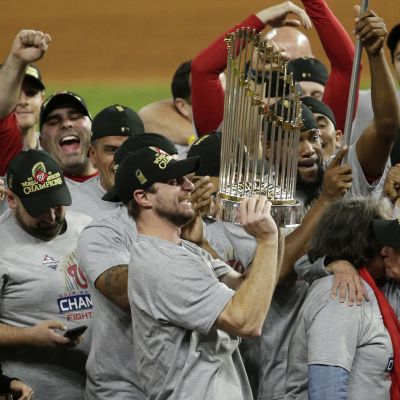 Washington Nationals on voittanut baseballin MLB-liigan mestaruuden ensimmäistä kertaa historiassaan