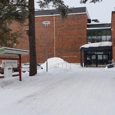 Porvarinkadun koulu