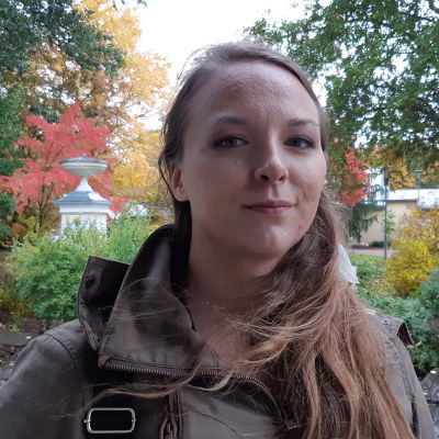 Kirjailija Maria Katajavuori