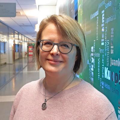 Helsingfors biträdande stadsdirektör Sanna Vesikansa.