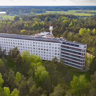 Pemar sanatorium.