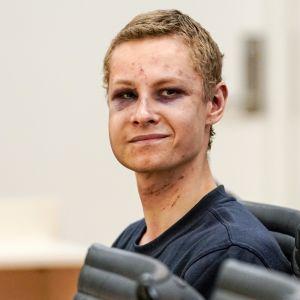Den terrormisstänkte Philip Manshaus.