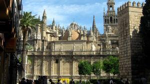 Sevillan katedraali