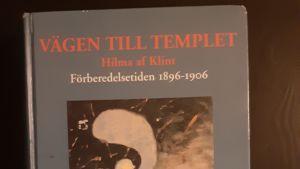 Pärmbild av boken Vägen till templet av Gurli Lindén