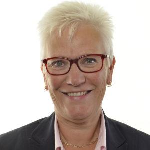 Porträttbild på Åsa Lindestam, Socialdemokraterna.
