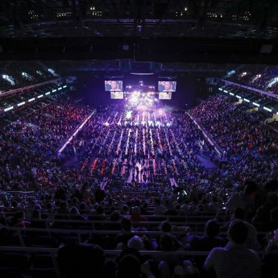 Berliinin Mercedes-Benz Arena