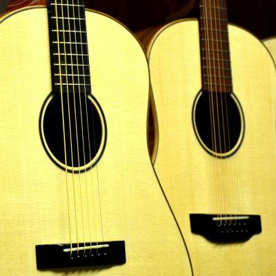 Akustiska gitarrer