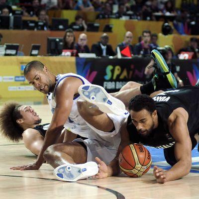 Finlands VM tog slut efter förlusten mot Nya Zeeland.