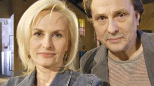 Sara Paavolainen ja Kari Paukkunen (2007).
