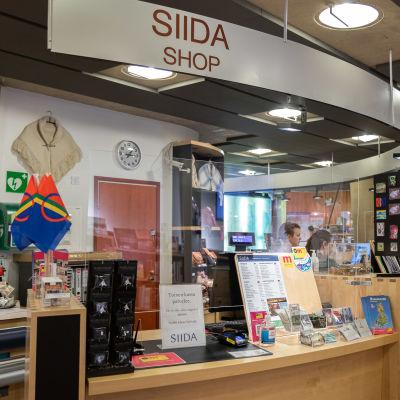 Saamelaismuseo Siida, Siida shop