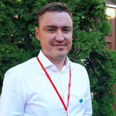 Viron entinen pääministeri Taavi Rõivas