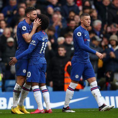 Chelsea, Giroud