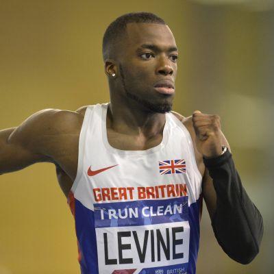 Nigel Levine.