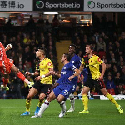Chelsea kaatoi Watfordin