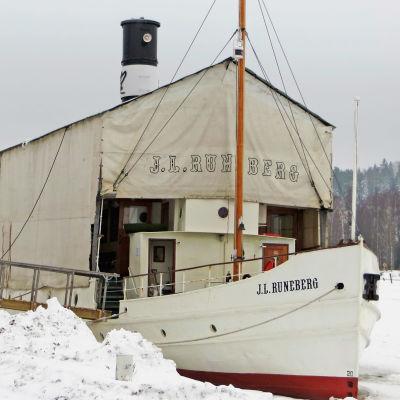 m/s J L Runeberg i Borgå