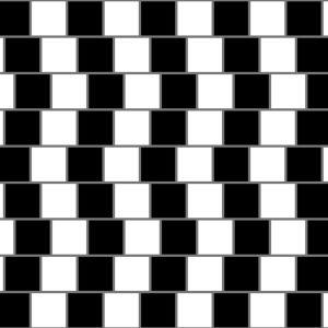 Kahvilan seinä -illuusio