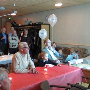 SFP:s valvaka i Ingå