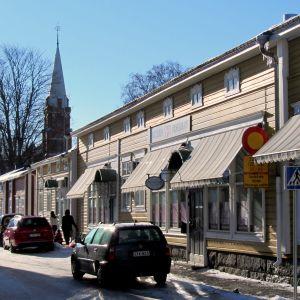 Gata i Kristinestad