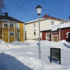 Ekenäs museicentrum EKTA