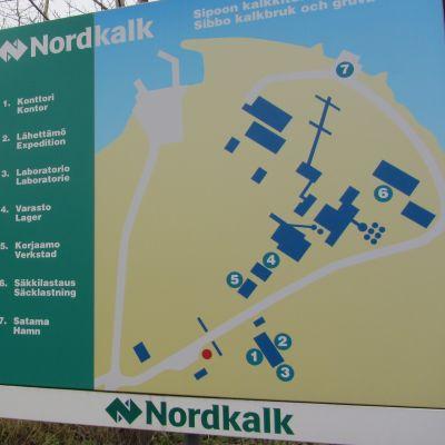 Nordkalk Sibbo kalkbruk