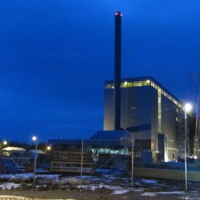 Westenergy i Korsholm.