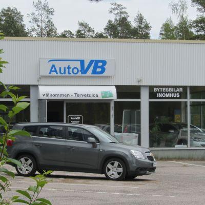 Auto VB upphör med sin nuvarande verksamhet i juni.