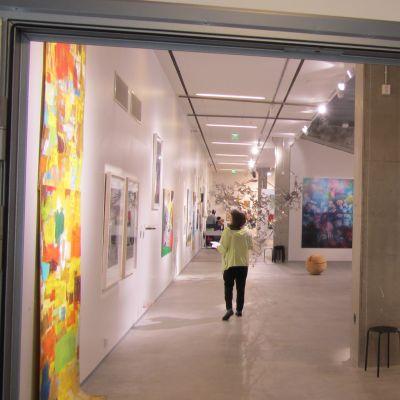 Konsthallen i konstfabriken