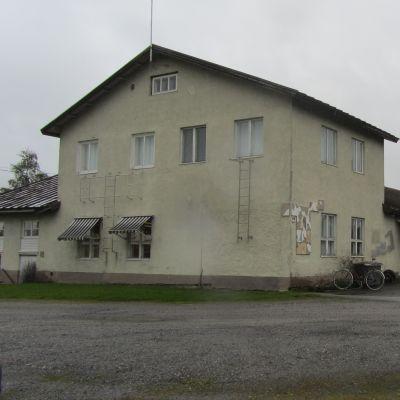 Konstskolans byggnader