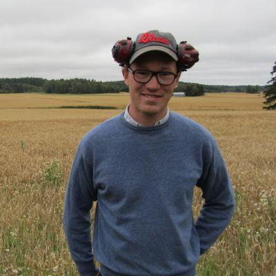Jordbrukare Erik Perklén