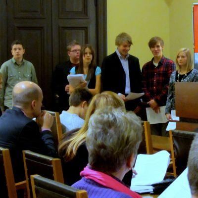Ungdomarnas medborgarråd i Vasaregionen