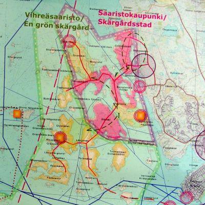 Vision för Vasa skärgård