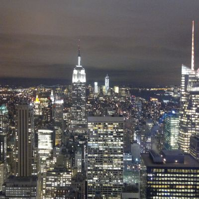 Empire State Building i New York