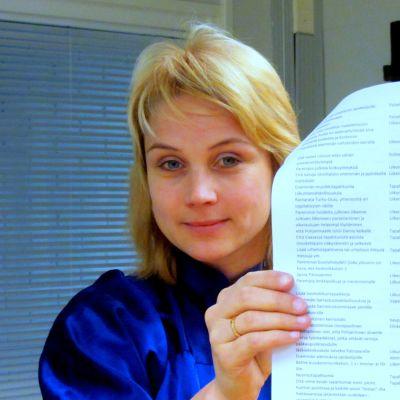 Mikaela Jussila