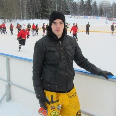 Christoffer Lindén.